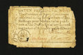 Colonial Notes:North Carolina, North Carolina December, 1771 10s Fine....