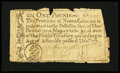 Colonial Notes:North Carolina, North Carolina December, 1771 £1 Fine....