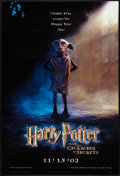 """Movie Posters:Fantasy, Harry Potter and the Chamber of Secrets (Warner Brothers, 2002). One Sheet (27"""" X 40"""") DS Advance. Fantasy.. ..."""
