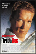 """Movie Posters:Action, True Lies (20th Century Fox, 1994). One Sheet (27"""" X 40"""") SS Advance. Style A. Action.. ..."""