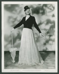 """Movie Posters:Miscellaneous, Marion Davies (Warner Brothers, 1930s). Photo (8"""" X 10""""). Miscellaneous.. ..."""
