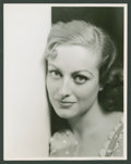 "Movie Posters:Miscellaneous, Joan Crawford (MGM, 1933). Portrait (8"" X 10""). Miscellaneous.. ..."