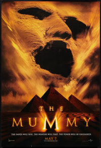 """The Mummy Lot (Universal, 1999). One Sheets (2) (27"""" X 40"""") DS Advances. Horror. ... (Total: 2 Items)"""