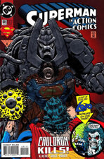 Issue cover for Issue #695