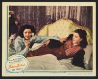 """Between Us Girls Lot (Universal, 1942). Lobby Cards (3) (11"""" X 14""""). Drama. ... (Total: 3 Items)"""