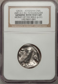 Ancients:Greek, Ancients: Attica, Athens. Ca. 454-404 B.C. AR tetradrachm...