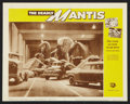"""Movie Posters:Science Fiction, The Deadly Mantis (Universal International, R-1964). Lobby Card Set of 8 (11"""" X 14""""). Science Fiction.. ... (Total: 8 Items)"""