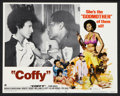 "Movie Posters:Blaxploitation, Coffy (American International, 1973). Lobby Card Set of 8 (11"" X14""). Blaxploitation.. ... (Total: 8 Items)"