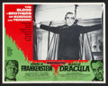 "Movie Posters:Horror, Scars of Dracula/Horror of Frankenstein Combo (American ContinentalFilms Inc., 1971). Lobby Card Set of 8 (11"" X 14""). Horr... (Total:8 Items)"