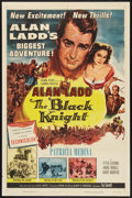 "Movie Posters:Adventure, The Black Knight (Columbia, 1954). One Sheet (27"" X 41"").Adventure.. ..."