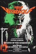 "Movie Posters:Horror, Legend of the Werewolf (Rank, 1975). British One Sheet (27"" X 40"").Horror.. ..."