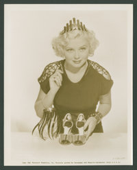 """Toby Wing (Paramount, 1935). Portraits (2) (8"""" X 10""""). Miscellaneous. ... (Total: 2 Items)"""