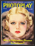 """Movie Posters:Miscellaneous, Photoplay (Photoplay Publishing, 1933). Magazine (8.75"""" X 11.5"""",Multiple Pages). Miscellaneous.. ..."""