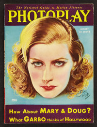 "Photoplay (Photoplay Publishing, 1930). Magazine (8.75"" x 11.5"", Multiple Pages). Miscellaneous"