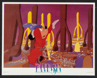 "Fantasia (Buena Vista, R-1980s). Lobby Card Set of 8 (11"" X 14""). Animated. ... (Total: 8 Items)"