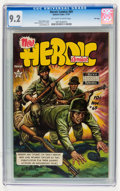 Golden Age (1938-1955):Adventure, Heroic Comics #69 File Copy (Eastern Color, 1951) CGC NM- 9.2 Off-white to white pages....