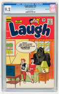 Silver Age (1956-1969):Humor, Laugh Comics #132 Western Penn pedigree (Archie, 1962) CGC NM- 9.2 Off-white to white pages....