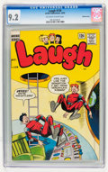 Silver Age (1956-1969):Humor, Laugh Comics #139 Western Penn pedigree (Archie, 1962) CGC NM- 9.2 Off-white to white pages....