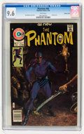 Bronze Age (1970-1979):Superhero, Phantom #69 Western Penn pedigree (Charlton, 1976) CGC NM+ 9.6 White pages....