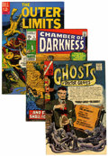 Silver Age (1956-1969):Horror, Comics - Assorted Silver Age Horror Comics Group (Various, 1963-70)Condition: Average FN.... (Total: 24 Comic Books)