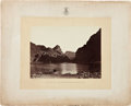 Photography:Official Photos, Expedition Survey Albumen: Colorado River by Mathew Brady Associate. ...