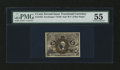 Fractional Currency:Second Issue, Fr. 1235 5¢ Second Issue PMG About Uncirculated 55....