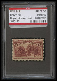 $2 Brown Red (242)