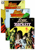Modern Age (1980-Present):Miscellaneous, Love and Rockets Group (Fantagraphics Books, 1982-92) Condition: Average VF/NM.... (Total: 41 Comic Books)