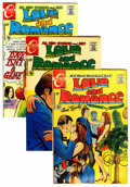 Bronze Age (1970-1979):Romance, Love and Romance File Copies Group (Charlton, 1971-75) Condition:Average VF+.... (Total: 16 Comic Books)