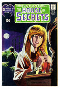 Bronze Age (1970-1979):Horror, House of Secrets #92 (DC, 1971) Condition: FN+....