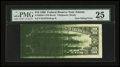 Error Notes:Ink Smears, Fr. 2029-F $10 1990 Federal Reserve Note. PMG Very Fine 25.. ...