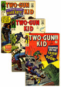 Silver Age (1956-1969):Western, Two-Gun Kid Group (Marvel, 1965-77) Condition: Average VG+....(Total: 32 Comic Books)