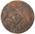 "Political:Inaugural (1789-present), George Washington: Sought After ""Memorable Era"" 1789 Inaugural Brass Shank Button. ..."