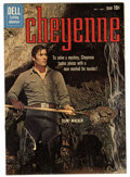 Silver Age (1956-1969):Western, Cheyenne #18 Mile High pedigree (Dell, 1960) Condition: NM....
