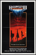 "Movie Posters:Horror, Halloween III Lot (Universal, 1982). One Sheets (2) (27"" X 41"").Horror.. ... (Total: 2 Items)"
