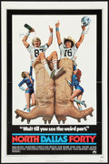 """Movie Posters:Sports, North Dallas Forty Lot (Paramount, 1979). One Sheets (3) (27"""" X 41""""). Sports.. ... (Total: 3 Items)"""