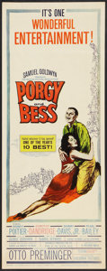 "Movie Posters:Musical, Porgy and Bess (Columbia, 1959). Insert (14"" X 36""). Musical.. ..."
