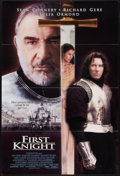 "Movie Posters:Adventure, First Knight Lot (Columbia, 1995). One Sheets (2) (27"" X 40"") SSand DS. Adventure.. ... (Total: 2 Items)"