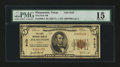 National Bank Notes:Texas, Pleasanton, TX - $5 1929 Ty. 1 The First NB Ch. # 8103. ...