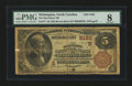 National Bank Notes:North Carolina, Wilmington, NC - $5 1882 Brown Back Fr. 477 The Murchison NB Ch. # (S)5182. ...