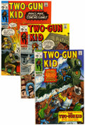 Bronze Age (1970-1979):Western, Two-Gun Kid/Kid Colt Outlaw Group (Marvel, 1969-71) Condition: Average VF-.... (Total: 23 Comic Books)