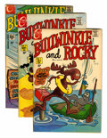 Bronze Age (1970-1979):Cartoon Character, Bullwinkle #1-6 Group (Charlton, 1970-71) Condition: Average VF....(Total: 6 Comic Books)