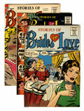 Silver Age (1956-1969):Romance, Brides in Love File Copies Group (Charlton, 1956-63) Condition: Average FN+.... (Total: 8 Comic Books)