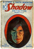 Pulps:Detective, Shadow V1#6 (Street & Smith, 1932) Condition: ApparentGD/VG....