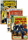 Bronze Age (1970-1979):Western, Mighty Marvel Western Group (Marvel, 1968-72).... (Total: 18 Comic Books)
