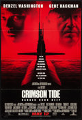 "Movie Posters:War, Crimson Tide Lot (Buena Vista, 1995). One Sheets (7) (27"" X 40"") DSand SS Regular and Advance. War.. ... (Total: 7 Items)"