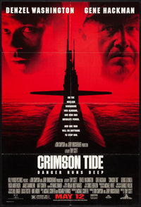 "Crimson Tide Lot (Buena Vista, 1995). One Sheets (7) (27"" X 40"") DS and SS Regular and Advance. War. ... (Tota..."