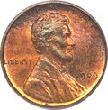 Proof Lincoln Cents, 1909 1C VDB PR64 Red and Brown PCGS....