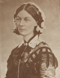 Photography:Official Photos, Florence Nightingale: Photographic Portrait Print....