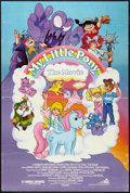"""Movie Posters:Animation, My Little Pony Lot (DeLaurentis, 1986). One Sheets (2) (27"""" X 41""""). Animation.. ... (Total: 2 Items)"""
